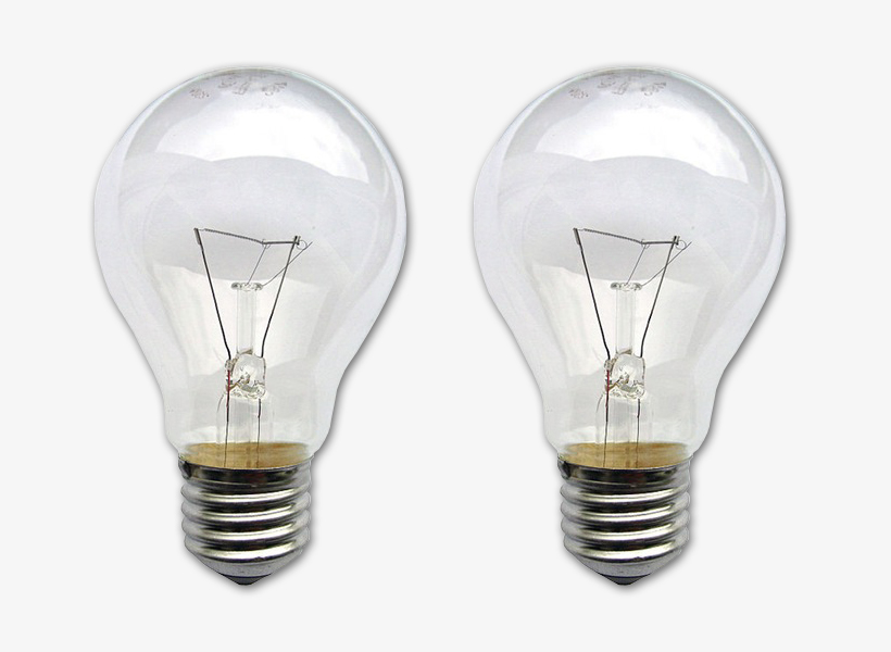 100 Watt Clear Bulb